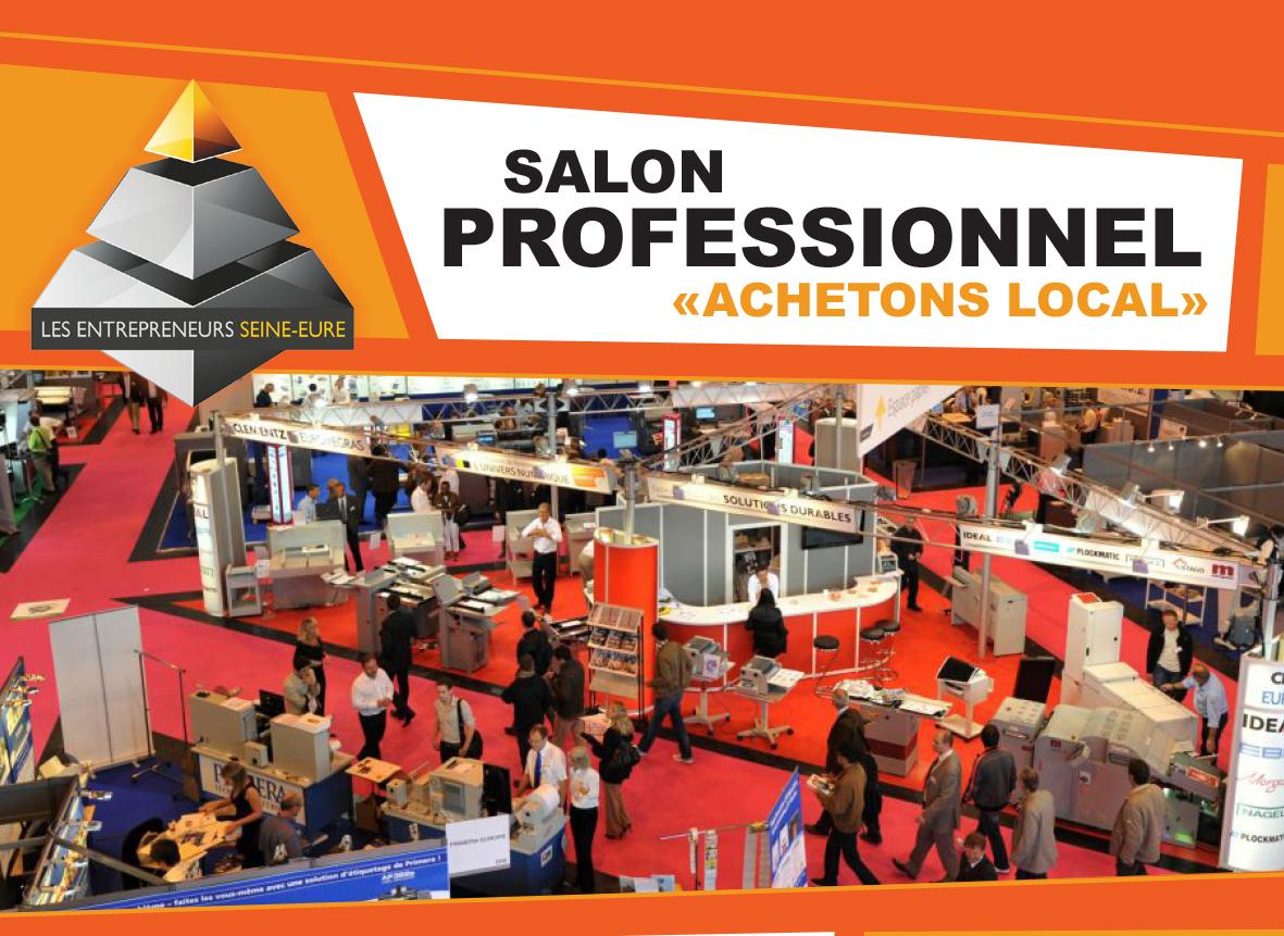 Edition 2014 les entrepreneurs seine eure for Salon pharmaceutique