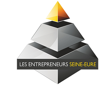 LES ENTREPRENEURS SEINE EURE Logo
