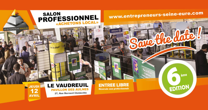 SALON ACHETONS LOCAL - 6ème EDITION 2018